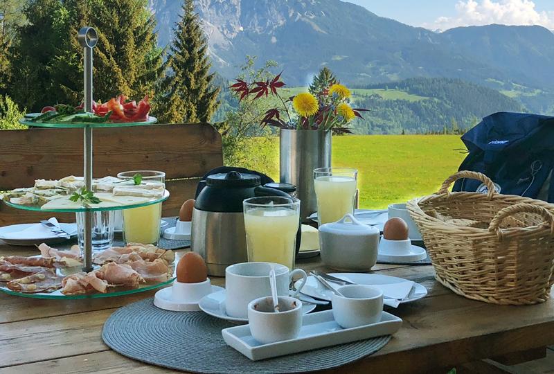 Bild als Platzhalter: Frühstück